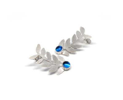 Smjewellery Earrings 1 White Bgweb