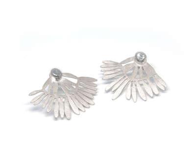 Smjewellery Earrings 2 White Bgweb