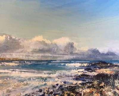 Sarah Carrington Clouds And Seaweb