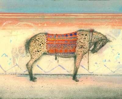 Spanish Horseweb