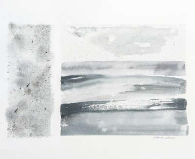 Spring Tide  Watercolour On Board 37 X 49 Cm £850 00