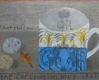 The Coronation Mug 1937Web