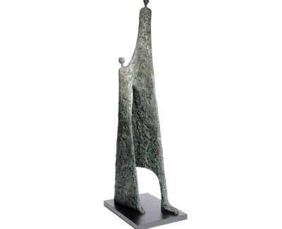 The Walk Ll Bronze Resin Edition 1 25 Gallery Price £1850 00