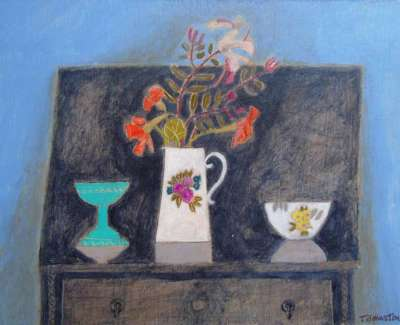 Tracey Johnston Table Top Still Lifeweb