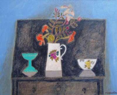 Tracey Johnston Table Top Still Lifeweb