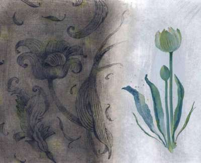 Tulips Fabric And Frescoweb