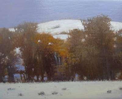 Windsor Snow Above Lindsay Islandweb