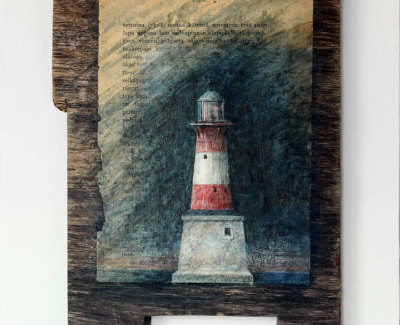 Malcolmson  A  Finnish Light Mixedmedia 23X17X1 275
