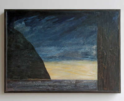 Malcolmson  A  Northlight Constructedandpaintedwood 46X51X4 385