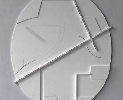 Malcolmson  A  The Architects Table Mixedmediaconstruciton 62X51X2 595