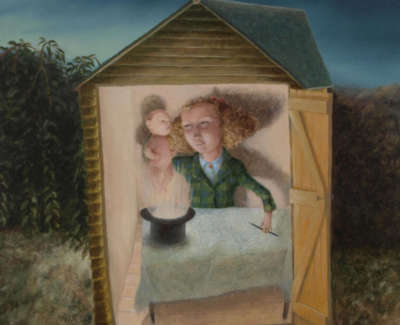 A Babe Cadabra By Alice Mc Murrough
