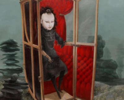 Pipistrella By Alice Mc Murrough