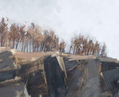 Cambusbarron Upper Quarry