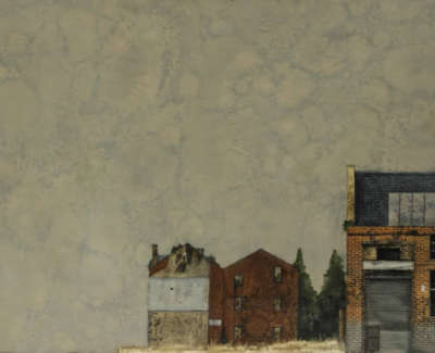 Inglis  C  Brownfield Oilonboard 32X90  Sold