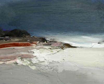 Bushe C Wild Atlantic Islay Viii Oil On Board 60X50