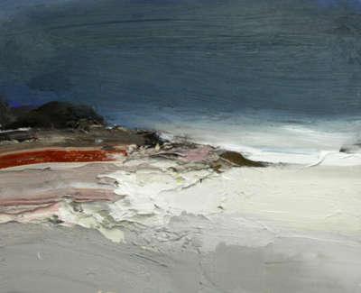 Bushe C Wild Atlantic Islay Viii Oil On Board 60X50