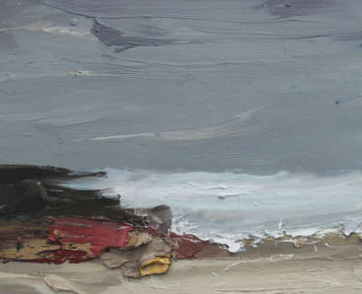 Bushe  C  Surge Tide Summer Winds Oilonboard 37X37 1750