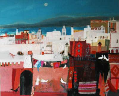 Woodside  C  Essaouira Roof Top Oinonboard