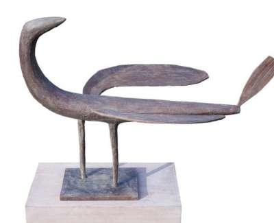 1950S Festival Bird Bronze Edition 1 Of 5 72 X 58 Cm £7500
