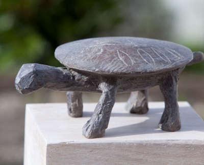 Tortoise Bronze Edition 7 Of 7 10 X 36 Cm £3000Web