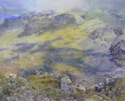 Forster  D  Allthedwellingsinthe Kingdomof Heaven( Mull) Acryliconpaper 66X48