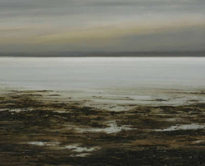Provan  D  Evening Calm Oilonpanel 61X91
