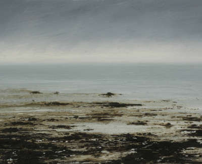 Provan  D  Outgoing Tide Oil Onpanel 26X38