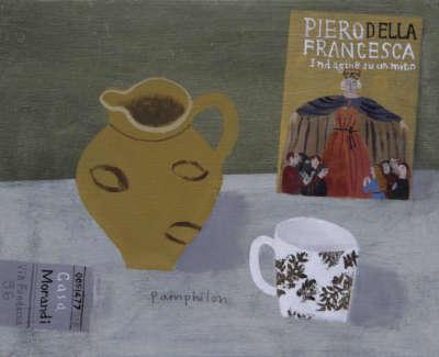 Pamphilon E Postcardfrom Bologna Mixedmediaoncanvas 30X40
