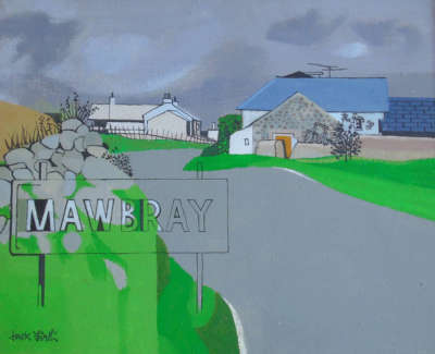 Firth  J  Mawbry Oiloncanvas 50X60