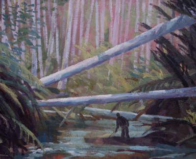 Rob M Hidden Creek Oilonlinen 28X42