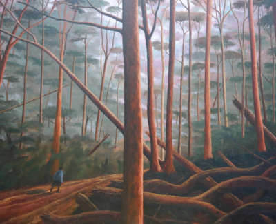 Maclaurin  R  Winters Dayinthe Forest 155X211 8,000