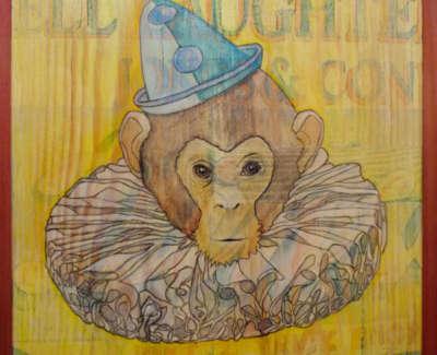 Baby Chimp Copy