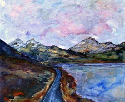 Loch Ainort Near Luib