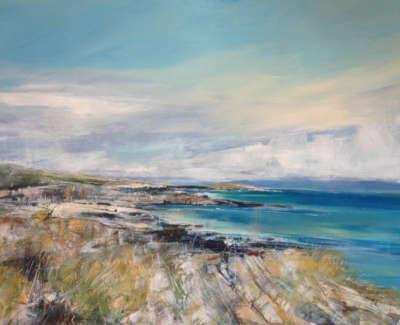 Carrington  S  Storm Islandfrom Iona