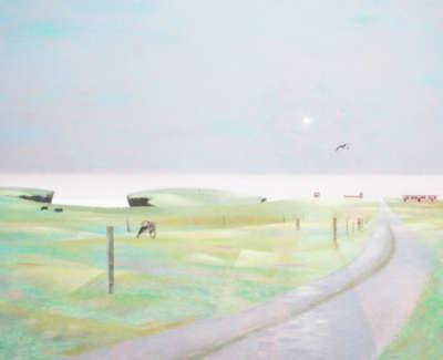 Mabon  T  Roadtothe Atlantic Oilonlinen 102X76