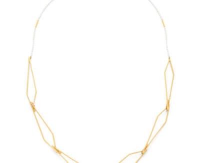 Pearl Petal Necklace Jpeg